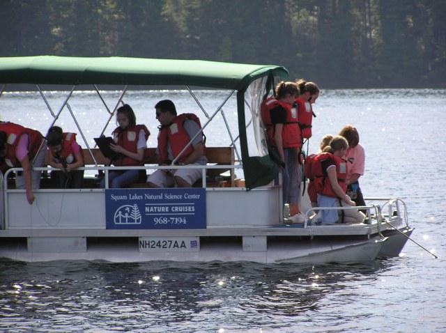 photo credit: Squam Lakes Natural Science Center